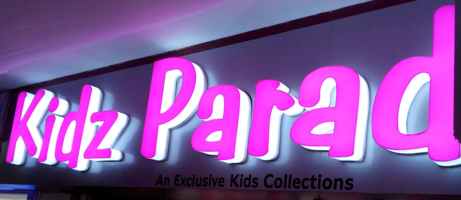ACRY-KIDS-PARADSE