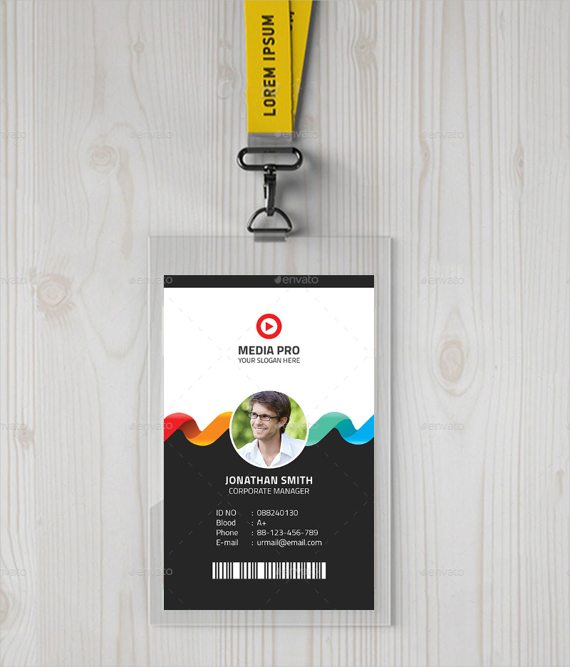 Beautiful-ID-Card-Template
